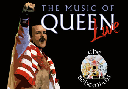 The Bohemians Queen Tribute Band